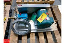 NEW Cat High Pressure Pump Model: DUPM623, S/N: 900129 Rigging Fee: $10