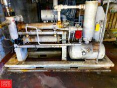 Gardner Denver Air Compressor Rigging Fee: $ 1025