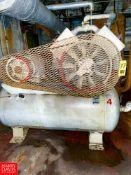 Air Compressor Rigging Fee: $ 525