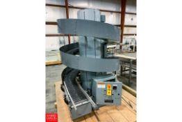 Ryson Spiral Conveyor, With Allen Bradley Micro Logix 1000 Controls Rigging Fee: $150