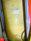 1400 Gallon Vertical Poly Tank Rigging Fee: $ 250
