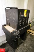 """2006 Traco Manufacturing Heat Shrink Tunnel Model: 800T S/N: 5166, 15"""" x 20"""" x 7"""" (WxLxH) Tunnel,"""