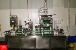 2005 PackLine Cup / Tray Filling Line with Modified Atmospheric Packaging Tamper Evident