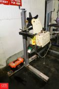 Take-A-Label Wipe-On Label Applicator Model: TAL-3000W-10 with Spare Parts. Rigging Fee: $ 75.00