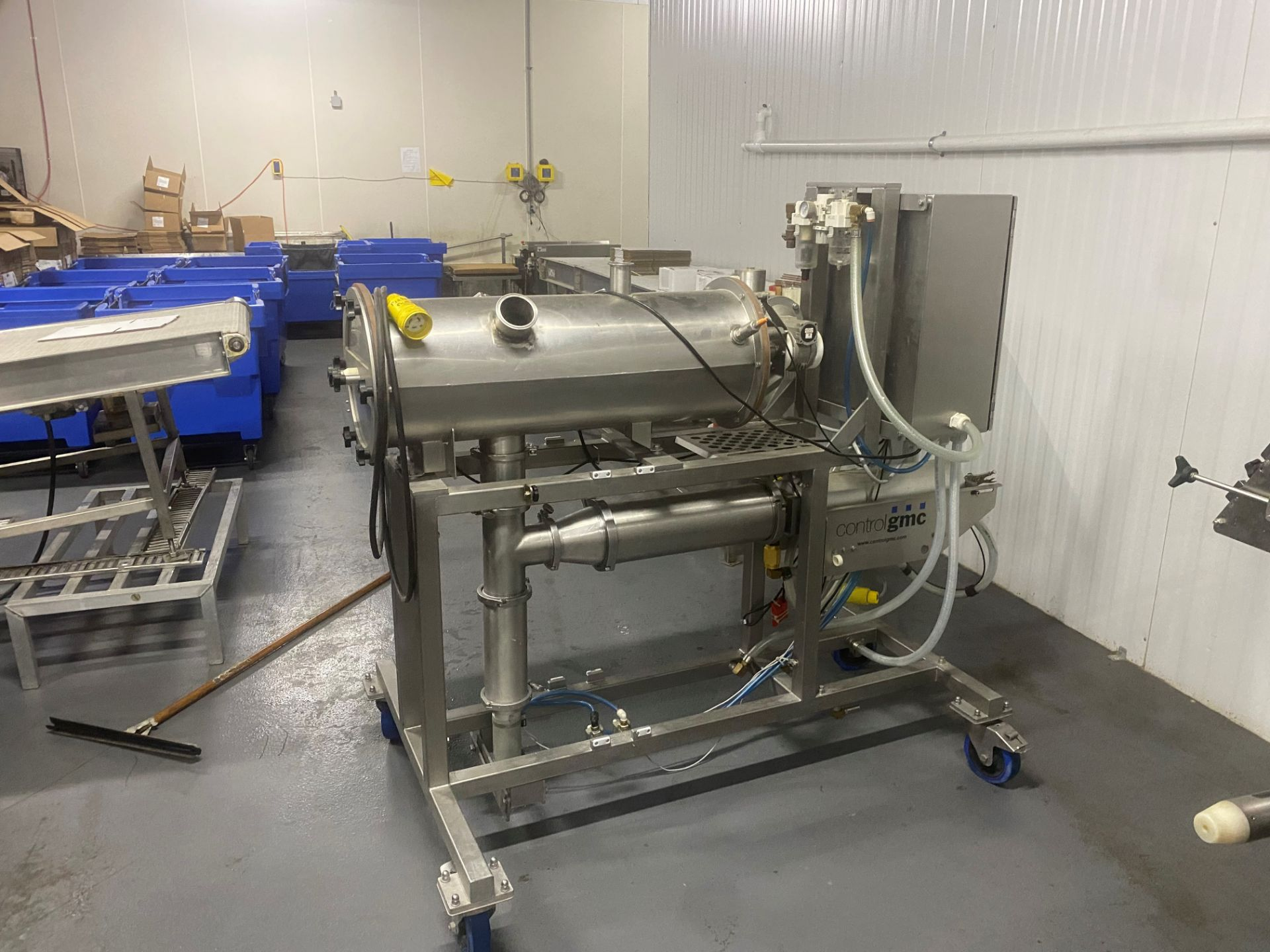 2015 ProPack Technologies Vertical Form Fill and Seal Bagging Machine Model: DV2000 SN: F000-0710 - Image 6 of 18
