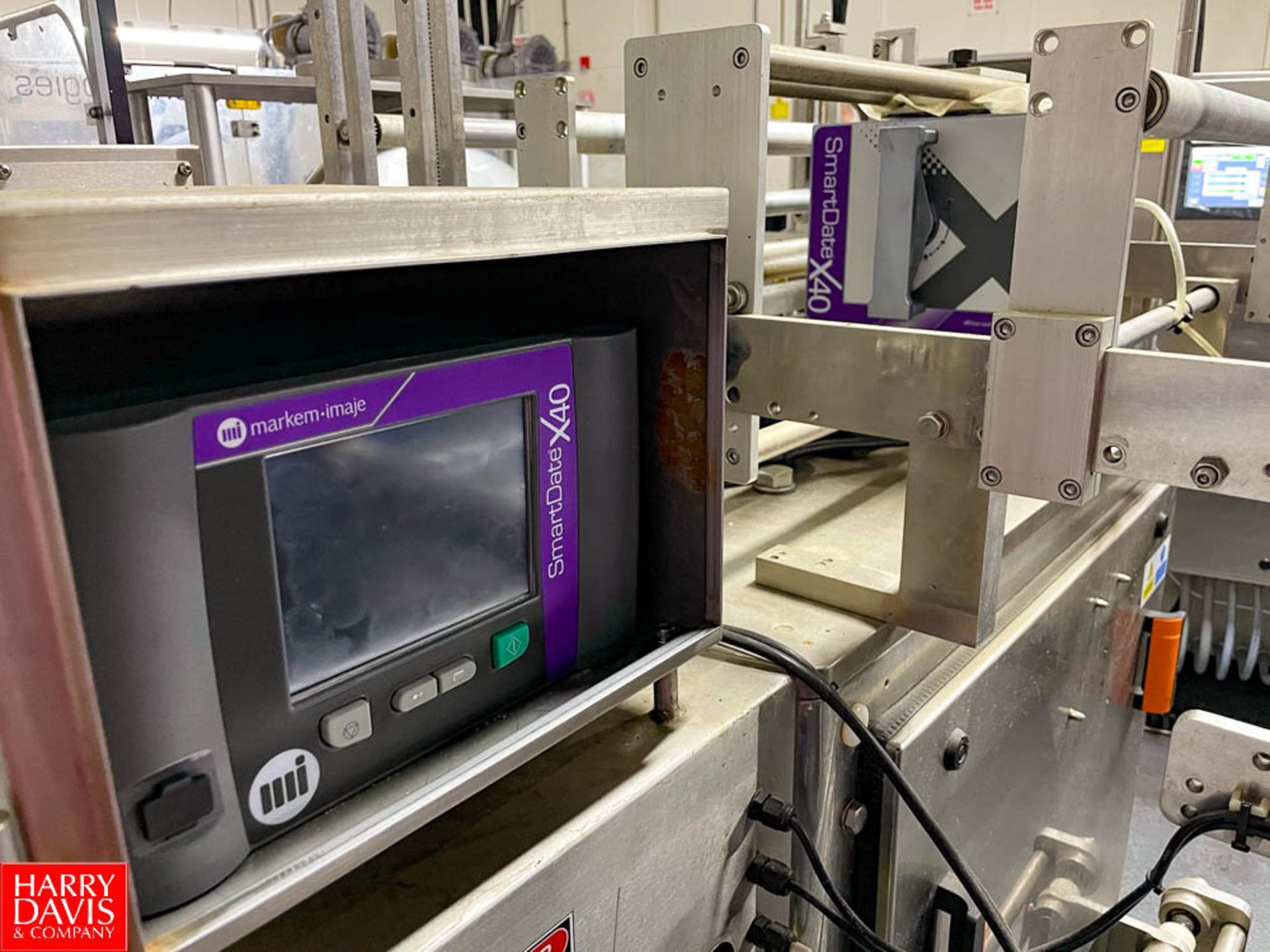 2015 ProPack Technologies Vertical Form Fill and Seal Bagging Machine Model: DV2000 SN: F000-0710 - Image 11 of 18