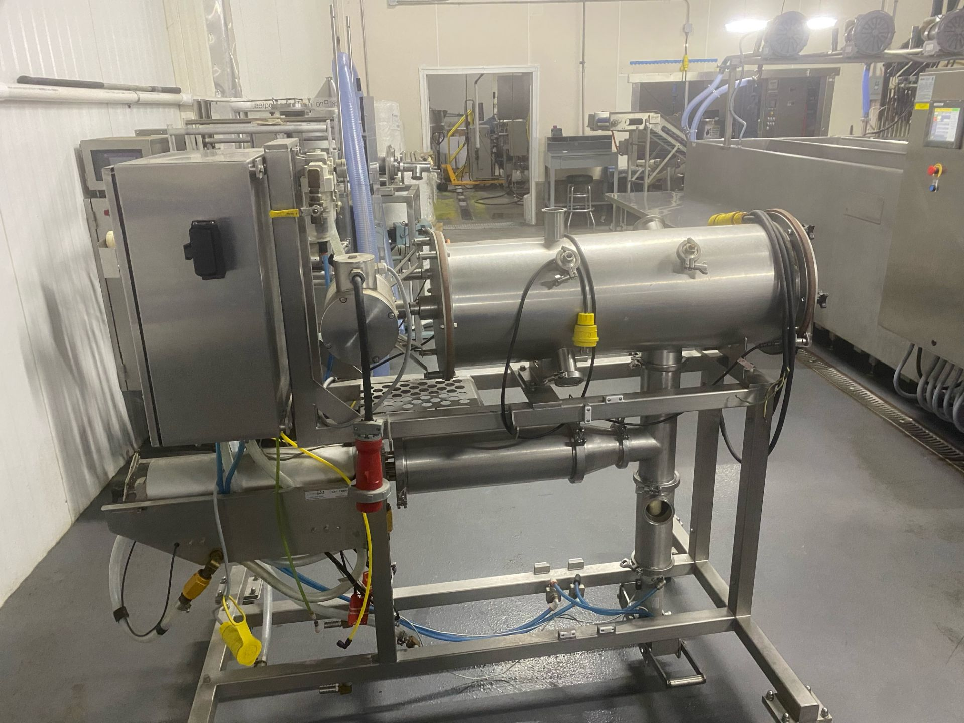 2015 ProPack Technologies Vertical Form Fill and Seal Bagging Machine Model: DV2000 SN: F000-0710 - Image 5 of 18