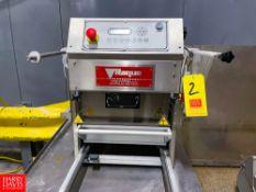 2015 Raque Italian Pack Semi-Automatic Tray Sealer Model: Oceania Mini SN: 150M011 Type