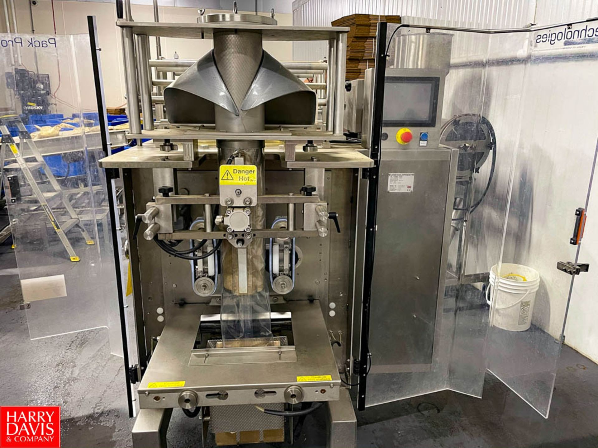 2015 ProPack Technologies Vertical Form Fill and Seal Bagging Machine Model: DV2000 SN: F000-0710 - Image 4 of 18
