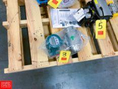 """NEW Yokogawa 3"""" Flow Meter, Clamp Type Rigging Fee: $ 30"""