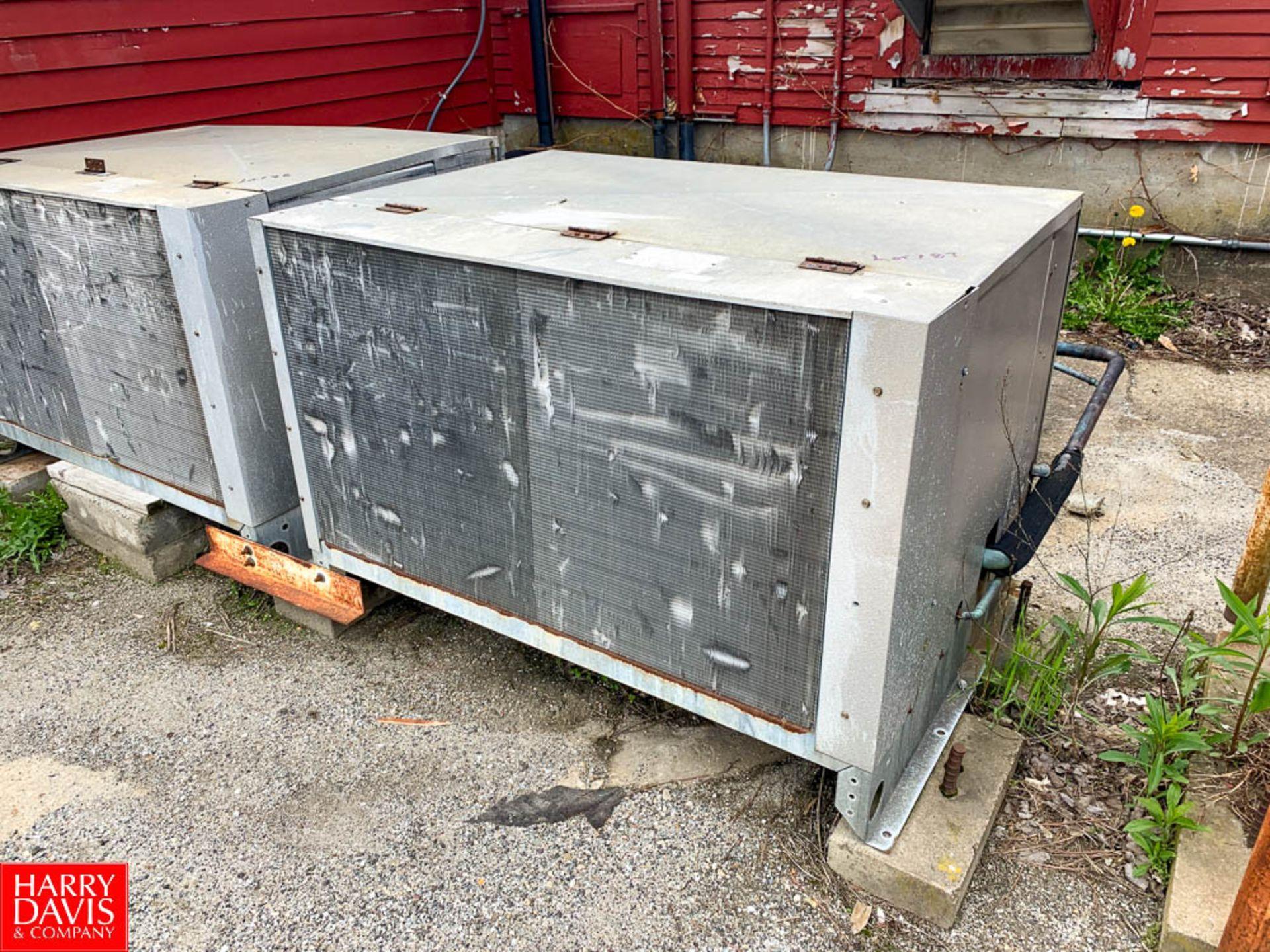 Freon Compressor Unit and Evaporator