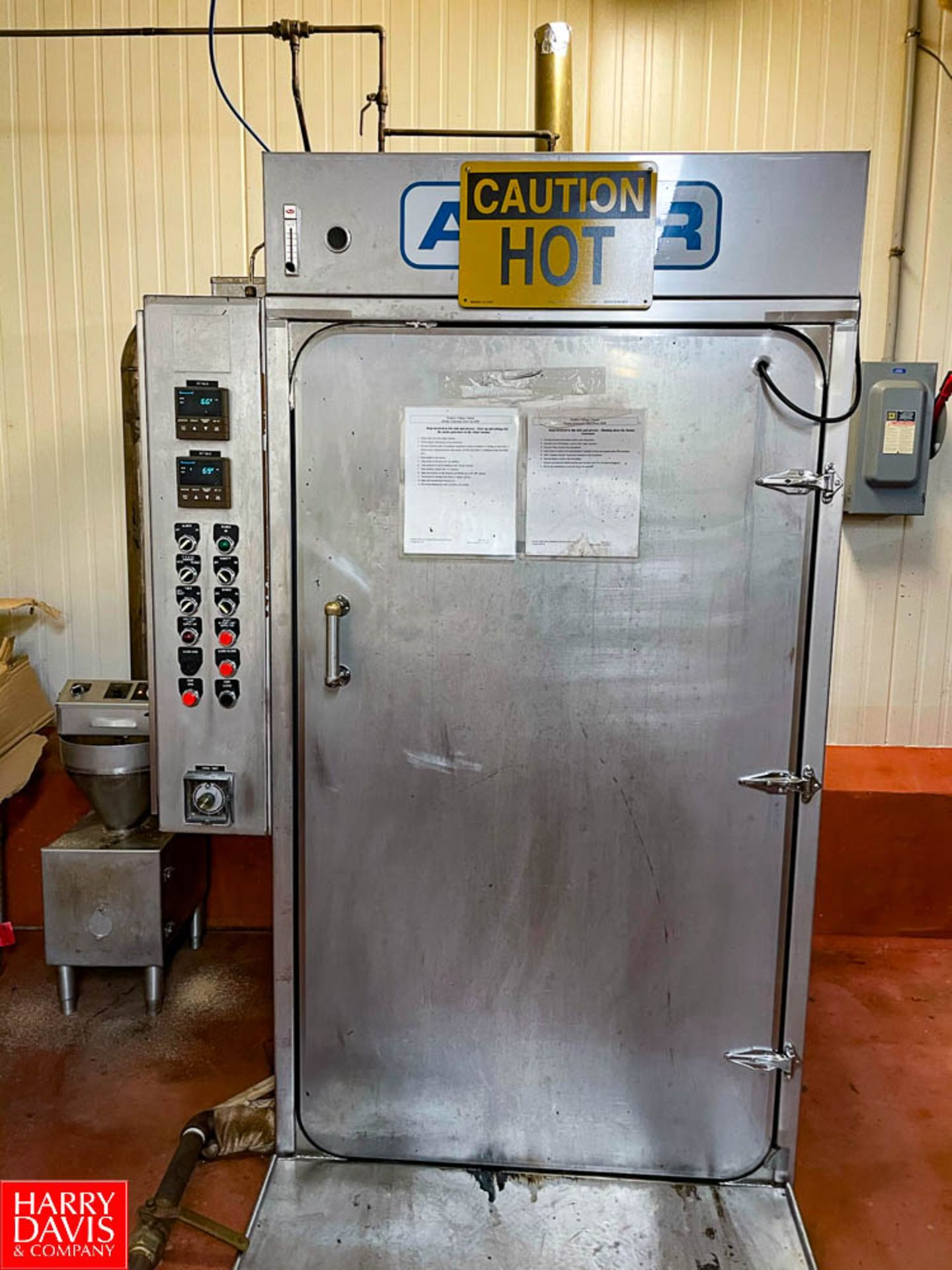 2015 Alkar Smoker with 120 Volts S/N: 8000771115E1F075 - Image 3 of 10
