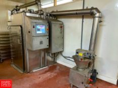 2015 Alkar Smoker with 120 Volt Smoke GeneratorModel: 700HP S/N: 8000771115E1E07, Located in: