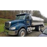 2007 Freightliner Columbia Tandem Axle Tanker Truck with 3,600 Gallon Double-Wall S/S Tank,