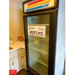 True Refrigerated Glass Door Merchandizer Model: GDM-26