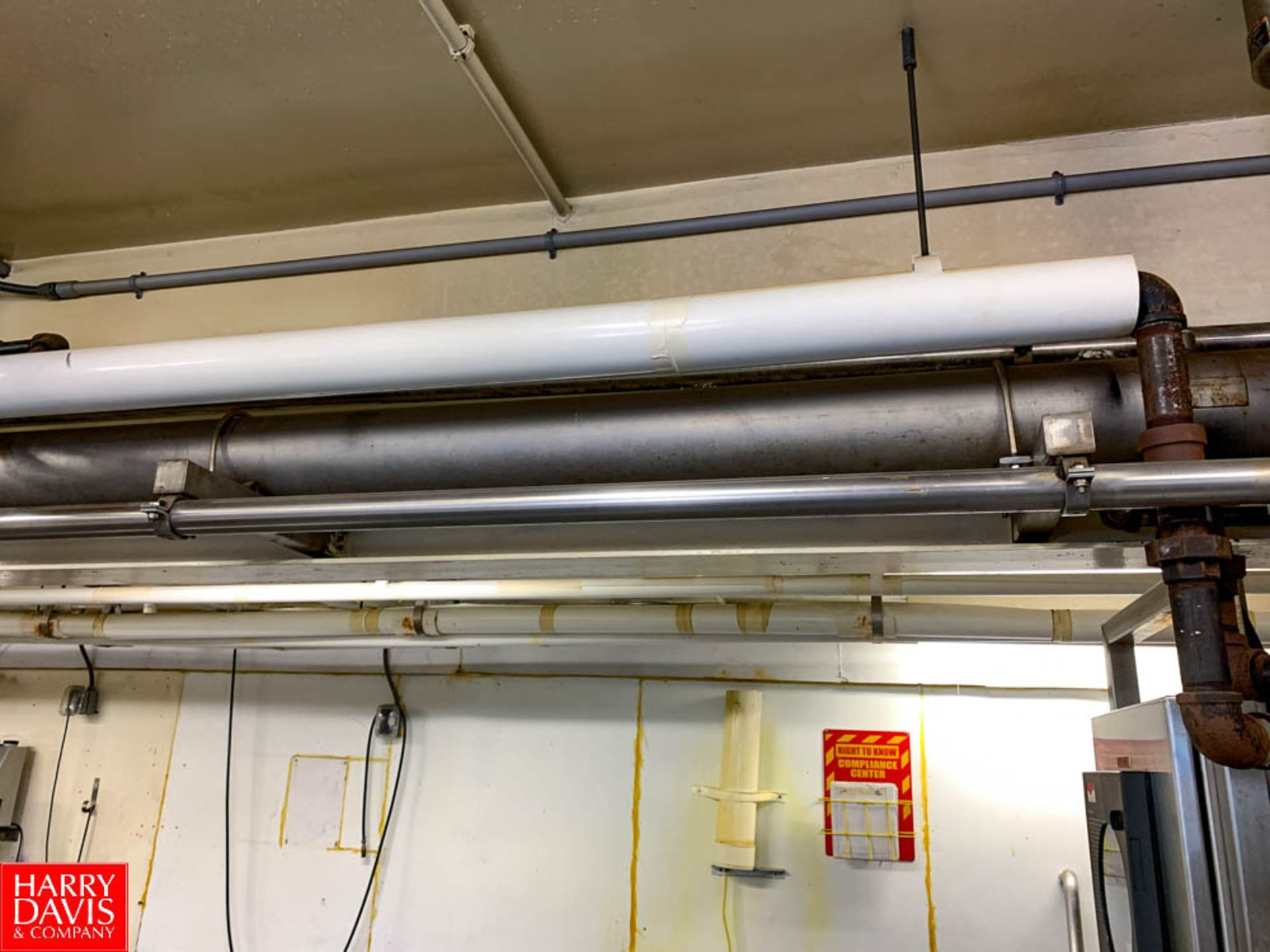 4-Tank S/S CIP System Including: (3) 300 Gallon S/S Tanks, (1) 80 Gallon S/S Tank, Centrifugal - Image 4 of 6