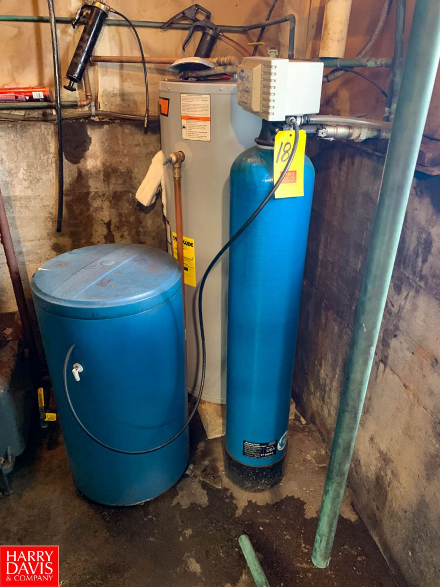 Water Soft Isobar Water Softener