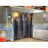 32' X 16' Walk In Cooler, with Bohn 5 Fan Blower, Compressor, and Cam Lock Panels