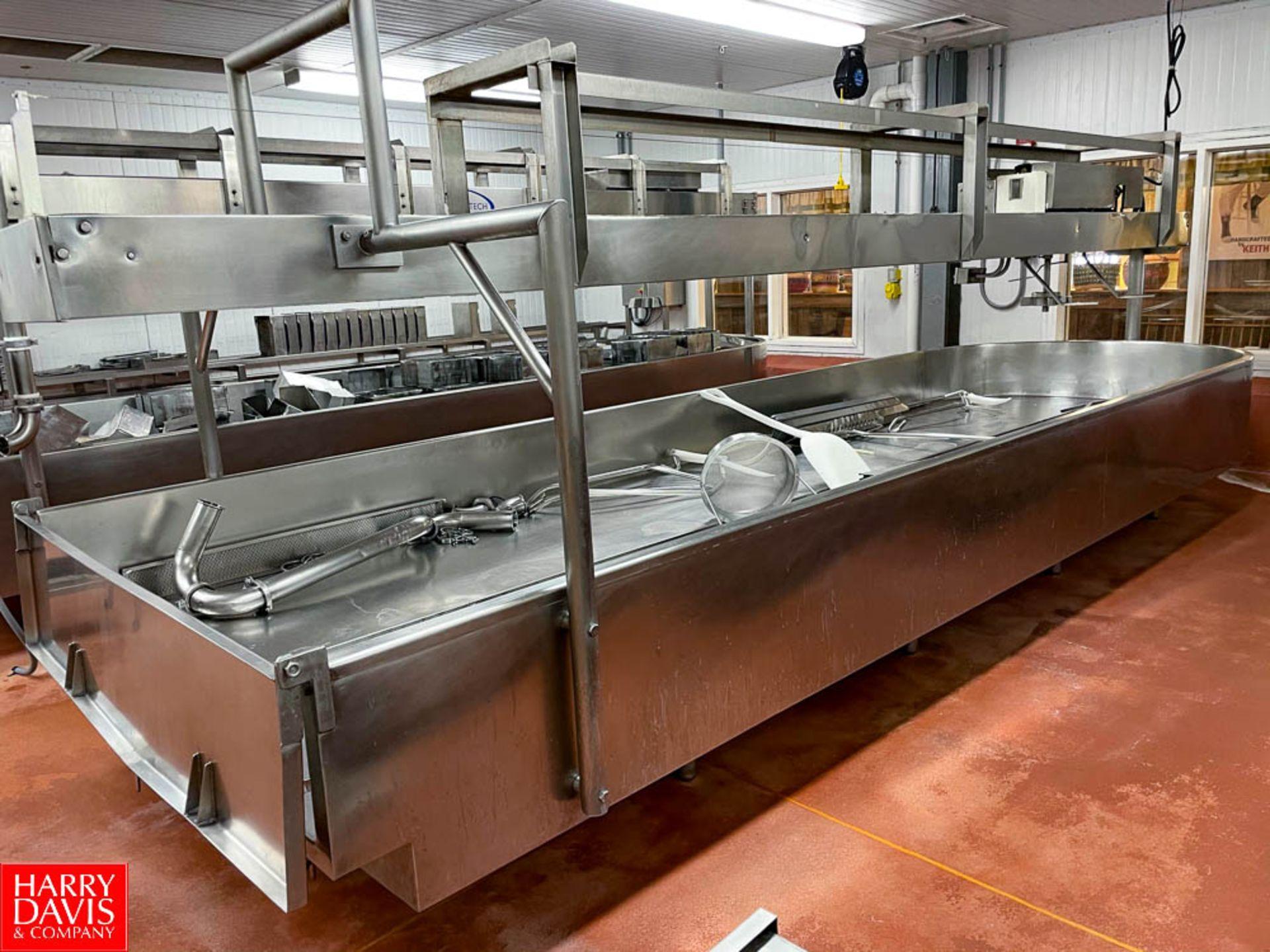 Cheese Finishing Vat (Finishing Vat # 2) - Image 3 of 4