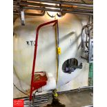 Cherry Burrell 2,000 Gallon Horizontal S/S Tank with Horizontal Agitator