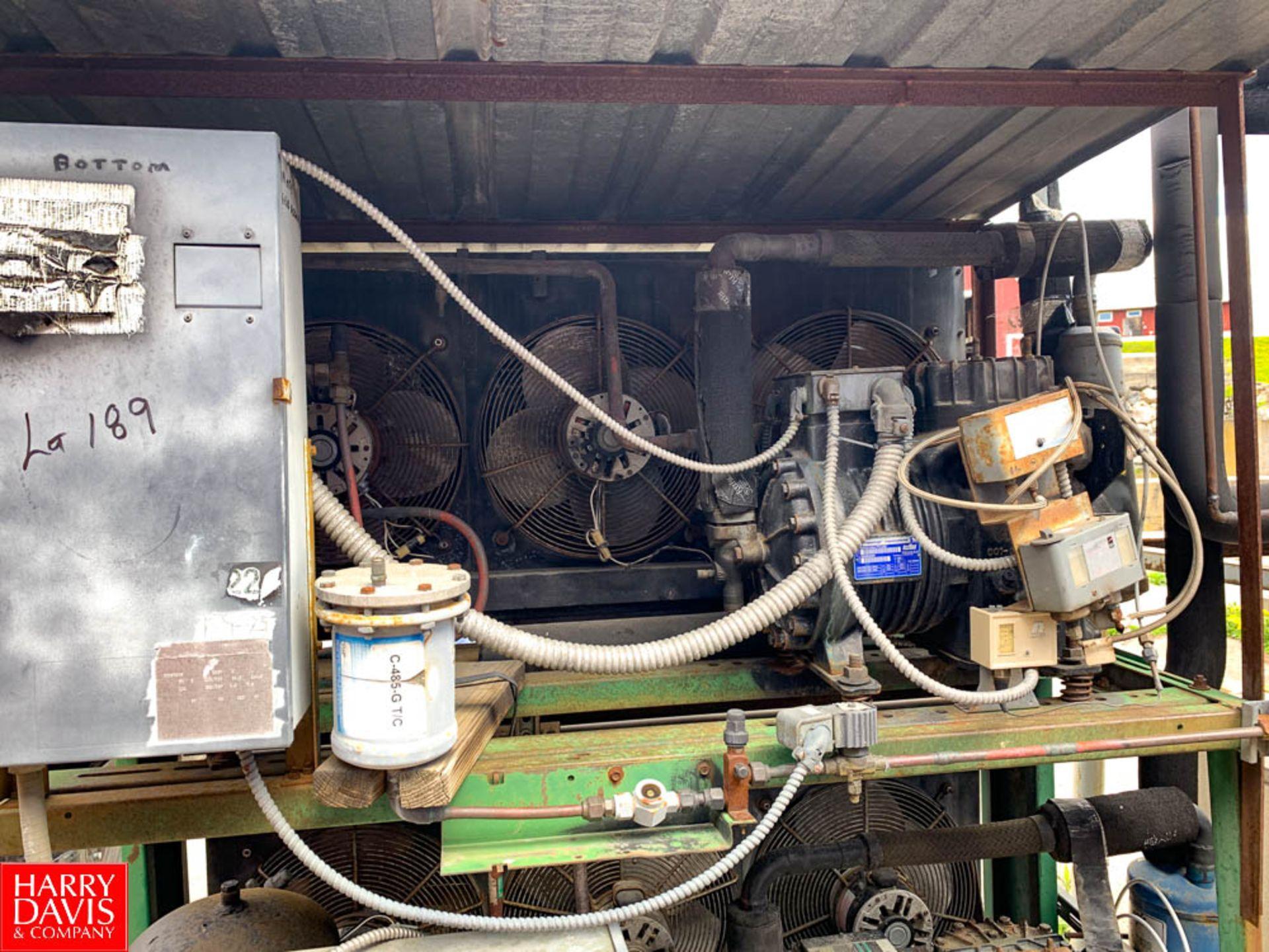 Freon Compressor