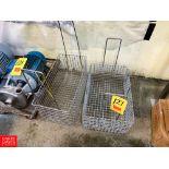 S/S Wash Baskets