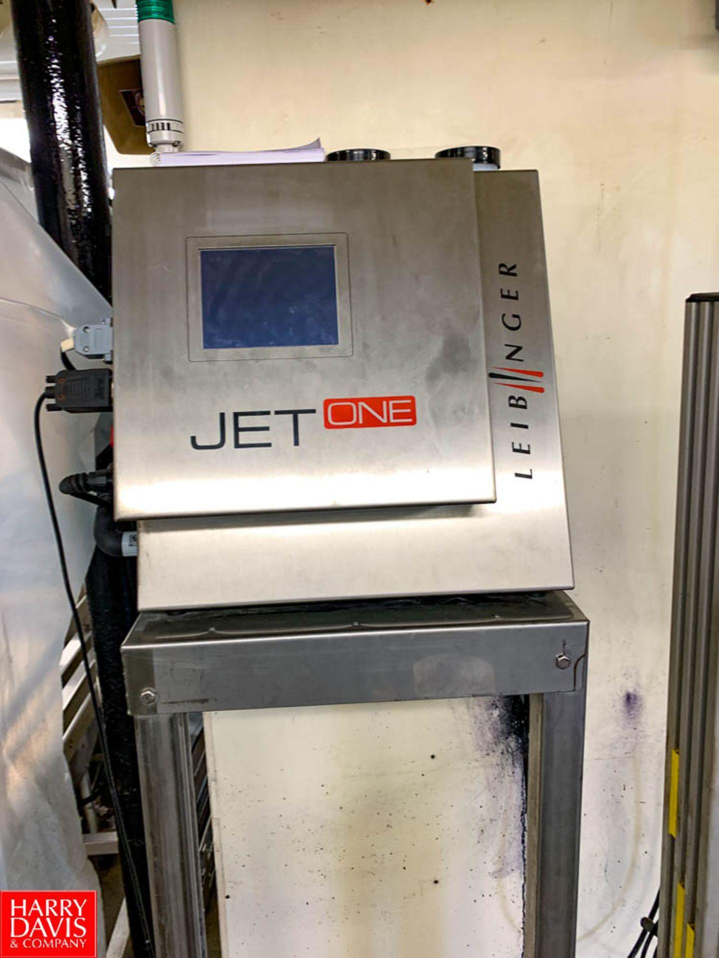 2018 Leibinger Ink Jet Coder Type Jet One, S/N: 98-0170009