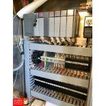 Allen Bradley SLC 5/03 CPU with Quick Panel HMI and Enclosure