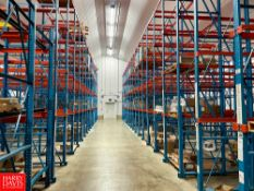 2008 Konstant Products Cooler Racking, Located in:Brattleboro