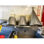 S/S Pails, Funnel and Mixers