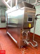 2020 Superior Ice Cream Equipment 800 GPH S/S Ice Cream Freezer Model: WS 115, with Pre Aerator,