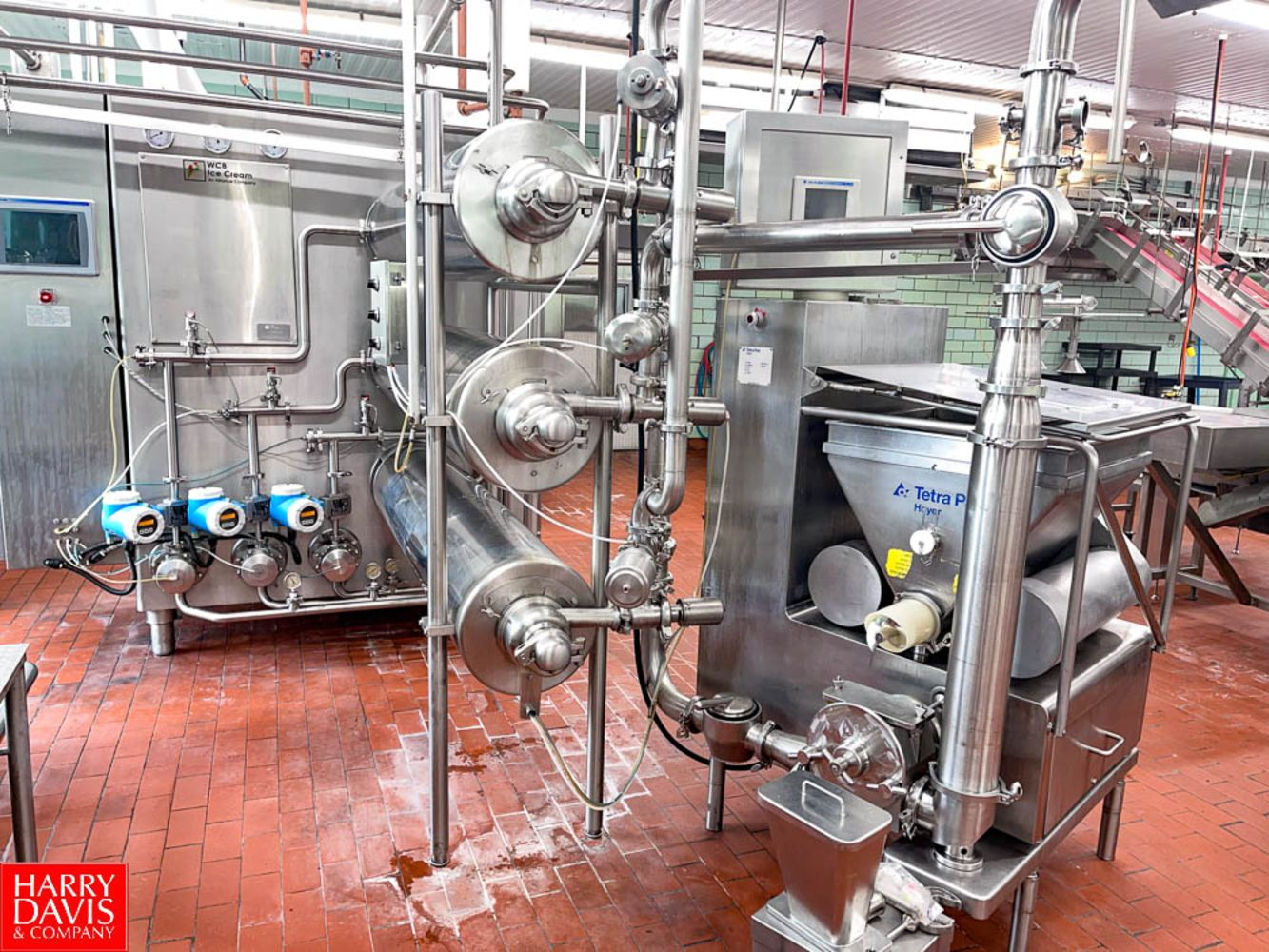 Velvet Ice Cream – Production Equipment Auction
