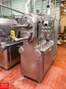 Cherry-Burrell 2-Barrel S/S Ice Cream Freezer, Model: VS 500, S/N: 4573