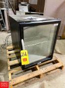 Minus Forty Glass Door Reach In Freezer
