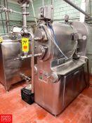 Cherry-Burrell 2-Barrel S/S Ice Cream Freezer, Model: VS 500, S/N: 4801