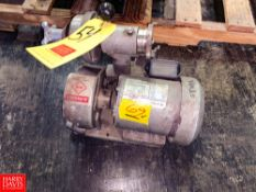 Tool Grinder Rigging Fee: $25 Location: Irwin, PA