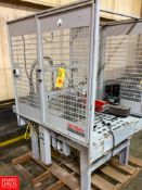 2012 3M Top and Bottom Case Sealer Model: 800A, S/N: 50026, No Tape Heads Rigging Fee: $100