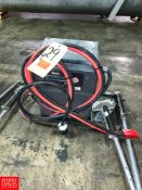 Energy Systems 24/36/48 Volt Battery Charger Model: E13-HL-4X Rigging Fee: $75 Location: Irwin, PA