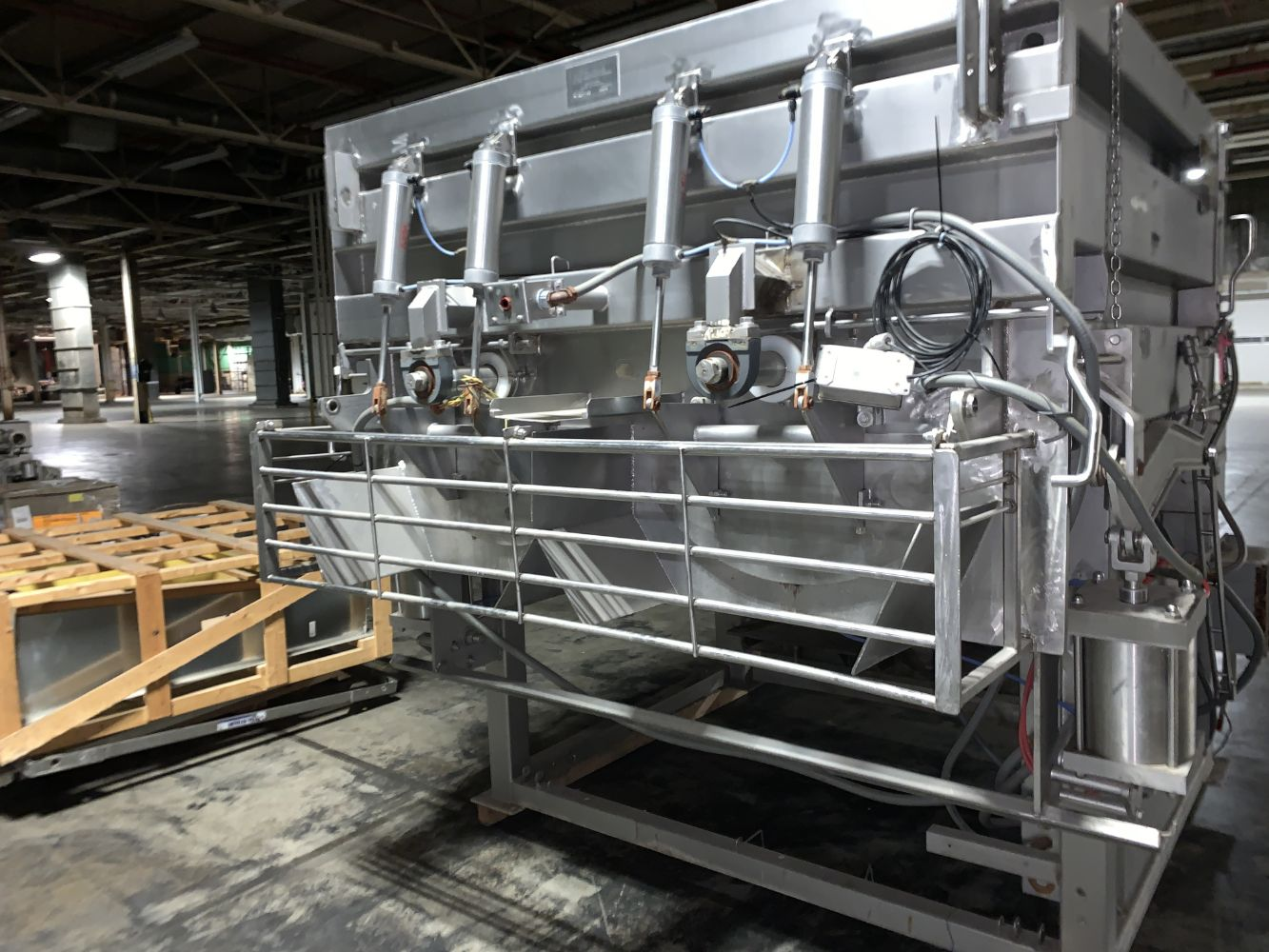 Meat & Poultry Processing Equipment Surplus to National Manufacturer
