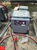 Energy Systems 24/36/48 Volt Battery Chargers Model: E13-HL-4X Rigging Fee: $75 Location: Irwin, PA