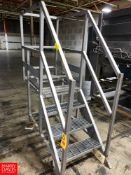 S/S Frame Stairs Rigging Fee: $100 Location: Irwin, PA