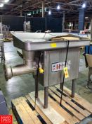 Hobart S/S Grinder Rigging Fee: $125 Location: Irwin, PA