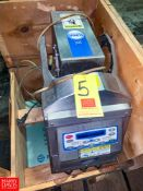"Loma IQ 3 S/S Metal Detector 4"" x 4"" Aperture Rigging Fee: $75 Location: Irwin, PA"
