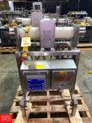"Mettler Toledo Safeline Flow Through Metal Detector, 4"" Aperture Rigging Fee: $250 Location:"