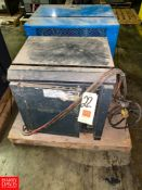 Exide 24 Volt Battery Charger Rigging Fee: $75 Location: Irwin, PA