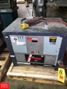Yale Model: 7000 Plus 36 Volt Battery Charger Rigging Fee: $75 Location: Irwin, PA