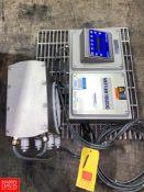 2019 Mettler Toledo Safeline Flow Through Metal Detector, Model: MINI/175/SS/PPHIF/300/HD/VS/SM/