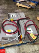 Power Charger 24 Volt Battery Chargers Rigging Fee: $75 Location: Irwin, PA