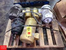Baldor and Other Motors and Drives Up To 10 HP Rigging Fee: $75 Location: Irwin, PA