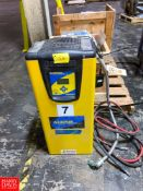 Hawker Life Plus 24/36/48 Volt Battery Charger Model: TC3-LP-10KW Rigging Fee: $75 Location: